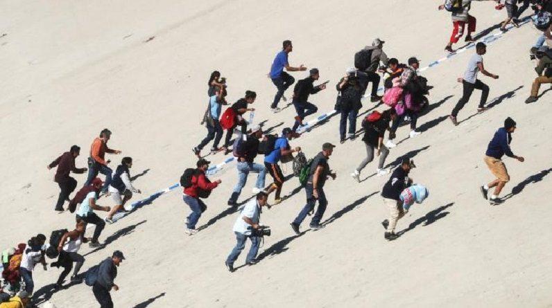 Migranti Caltanissetta