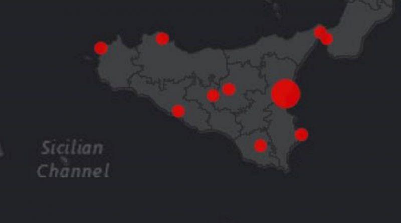 Sicilia in salita con +30 casi. Attenzione rivolta su Catania