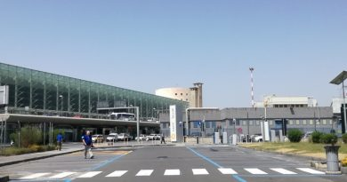 Hostess con febbre all'aeroporto di Catania