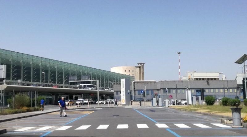 Hostess con febbre all'aeroporto di Catania